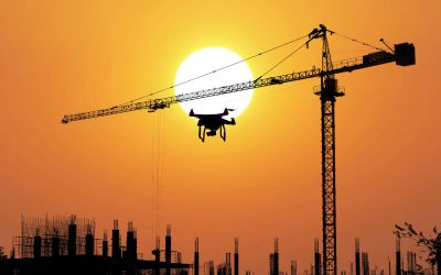 Drones In Indian Construction Industry